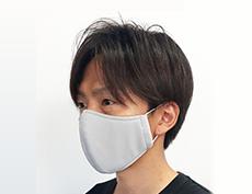 接触冷感マスク(薄型立体タイプ)