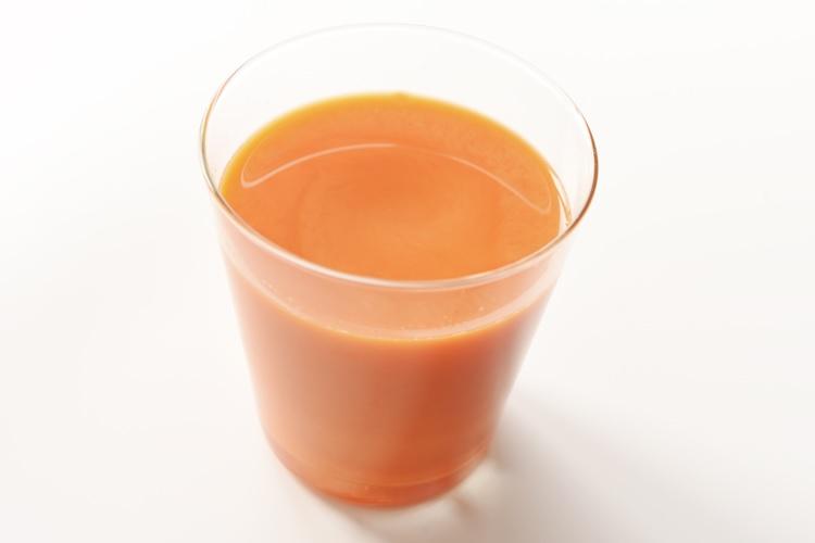 機能性表示食品<br>ぎゅっとまるごとにんじんジュース