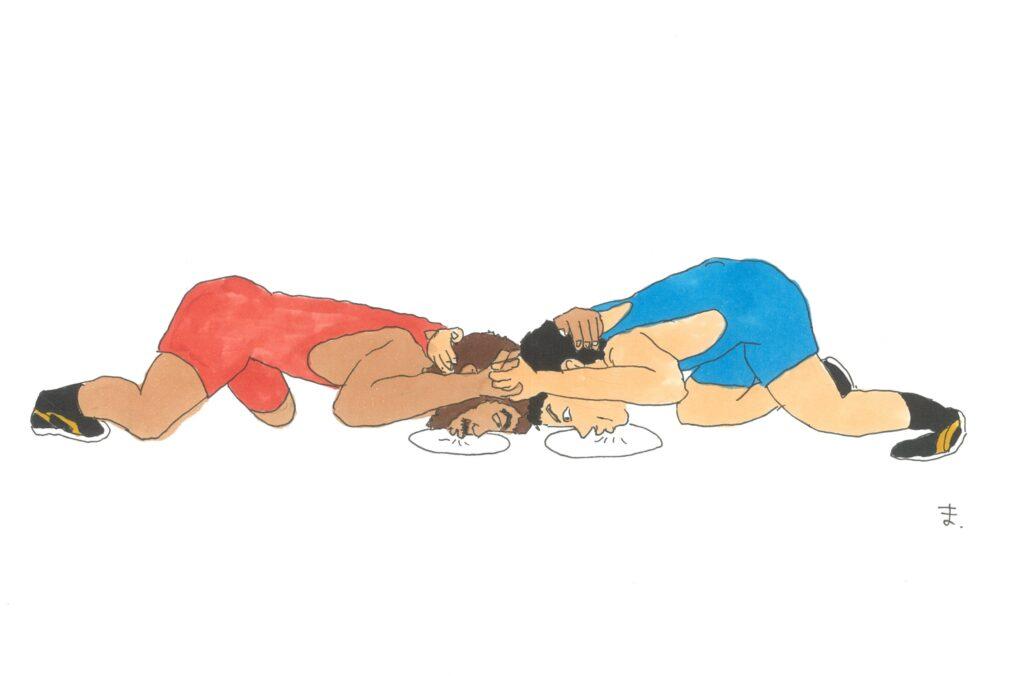 東平オリンピック ススリング